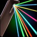 Laser Beams Funny Prank icon