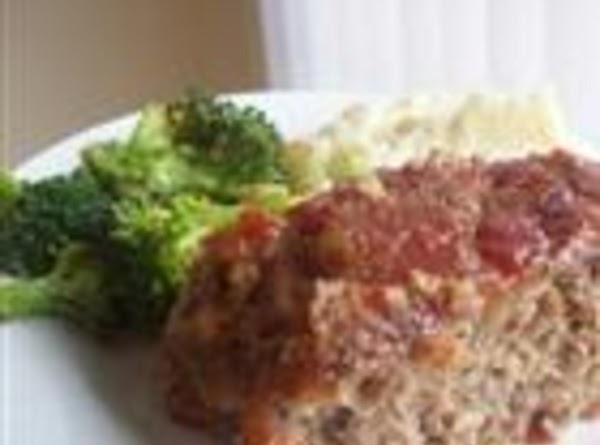 Brown Sugar Meat Loaf Recipe