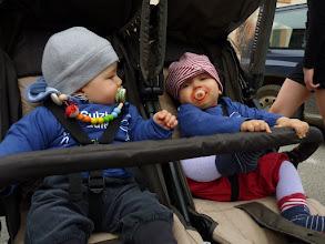 Photo: Wir schauen uns die Bambini-Strecke mal aus dem Besenwagen an