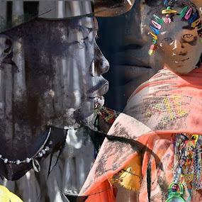 Africa... un antes y un despues by Dolors Bas Vall - Digital Art People (  )