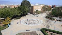 Vista general del campus de La Cañada.