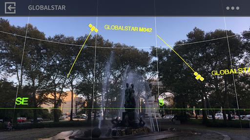 Satellite AR  screenshot 1