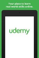 Screenshot of Udemy Online Courses