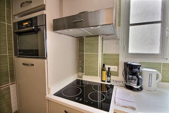 Location appartement meublé 3 pièces 62 m2