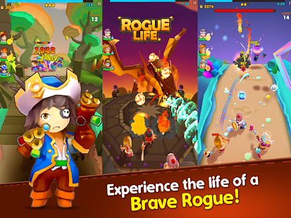 play Rogue Life with BBM on pc & mac