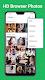 screenshot of Photo Gallery HD & Editor