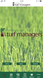 CNI Turf Managers Association - náhled
