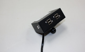 Photo: Power Box Showing USB and another 12v