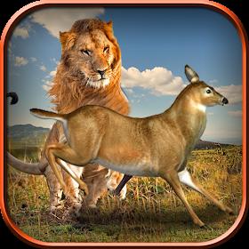 Wild Lion Simulator Game