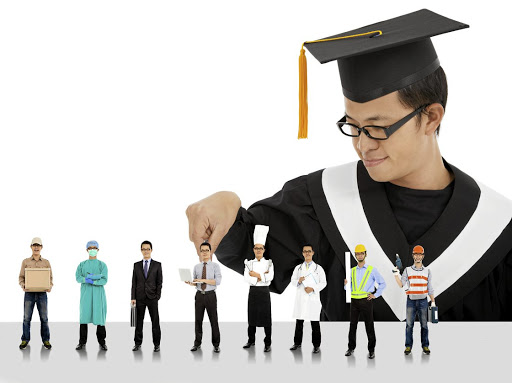 The TVET initiative will end with some graduates offered jobs at Indian companies. Picture: ISTOCK