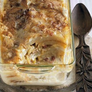 Potato and Cheese Gratin Bake