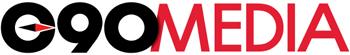 090 Media logo