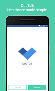 DocTalk for Patients- screenshot thumbnail