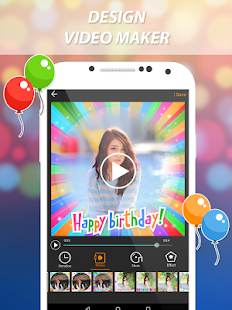 Birthday Video Maker- screenshot thumbnail