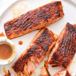 Sugar Crusted Salmon Recipes