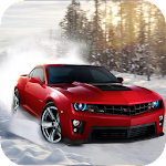 Real Snow Drifting Racer Icon