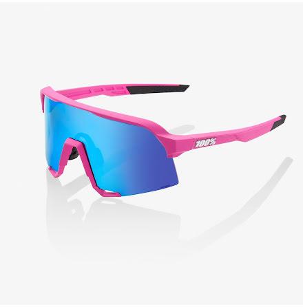 100% - S3 - Matte Pink/Hiper Blue