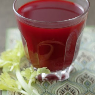 Beet and Veg Drink.