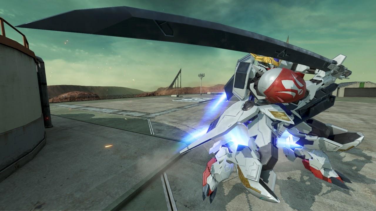 [Gundam Versus] เผยโฉมโมบิลสูทหน้าใหม่ที่เข้าร่วมสู้ศึกใน Versus!