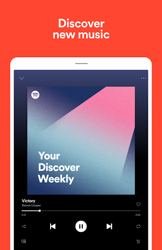 Spotify: Listen to new music, podcasts, and songs 12