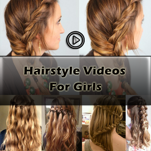Hairstyle Videos for Girls  screenshots 1