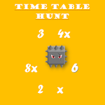 Time Table Hunt Icon