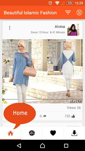 Beautiful Islamic Fashion