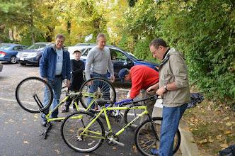 Photo: Congregation Beth El bike collection
