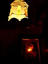 Photo: Moià church & ghost