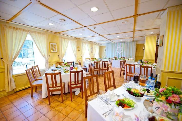 Фото №7 зала Ресторан «Стокгольм» + Каминный зал