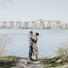 Wedding photographer Jonas Karlsson (jonaskarlssonfo). Photo of 01.06.2016