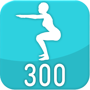 300 Squats - Personal workout trainer