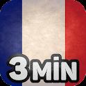 Impara il francese in 3 minuti icon