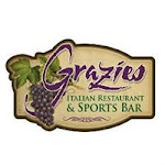 Logo for Grazies Italian Restaurant & Sports Bar