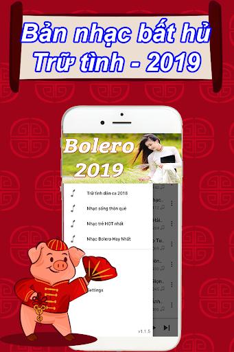 Nhu1ea1c Tru1eef Tu00ecnh - Bolero - Nhu1ea1c Vu00e0ng 2020 1.5.1 5