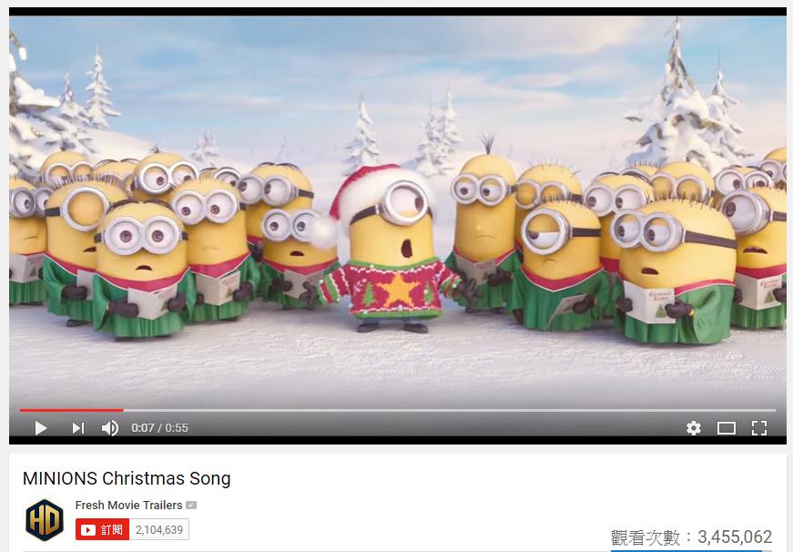 minions christmas song httpswwwyoutubecomwatchv0tqrxl4nsww - Minions Christmas Song