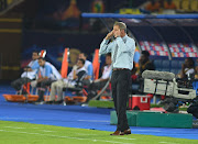 Bafana Bafana coach Stuart Baxter is un-bothered by Egypt's impeccable performances in their African Cup of Nations group matches so far.