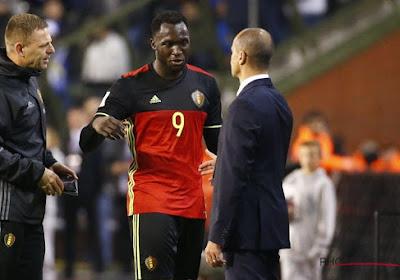 Roberto Martinez réagit aux critiques d'Henry sur Lukaku