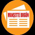 Manşette Bugün-Tüm Gazeteler ve Haberler icon