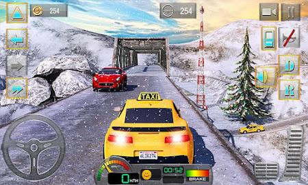Taxi Driver 3D : Hill Station 1.1 screenshot 318885