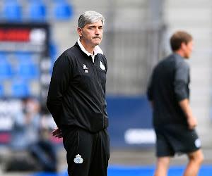 """Felice Mazzù heureux de la victoire contre un Standard """"qui alignait du costaud"""""""