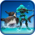 Robot Shark Simulator 🦈