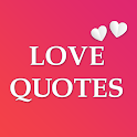 Deep Love Quotes, Sayings and Love Messages icon