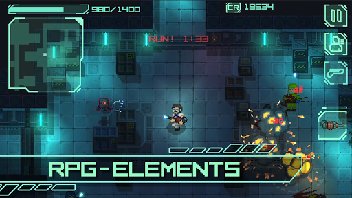 Endurance: space shooting RPG  game 1.4.2 screenshots 5