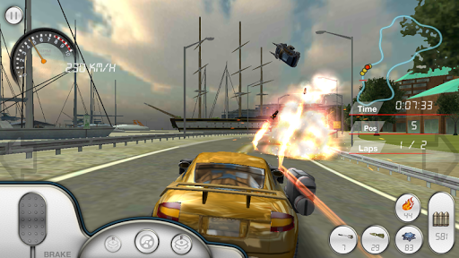 Armored Car HD (Racing Game)  screenshots 8