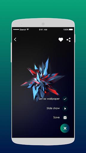 Abstract Wallpapers 1.0 screenshots 4