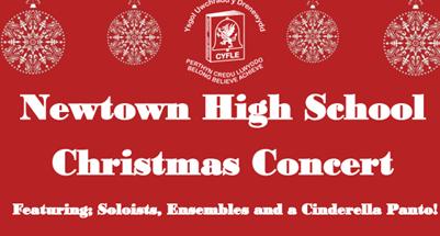 High school prepares for Christmas concert