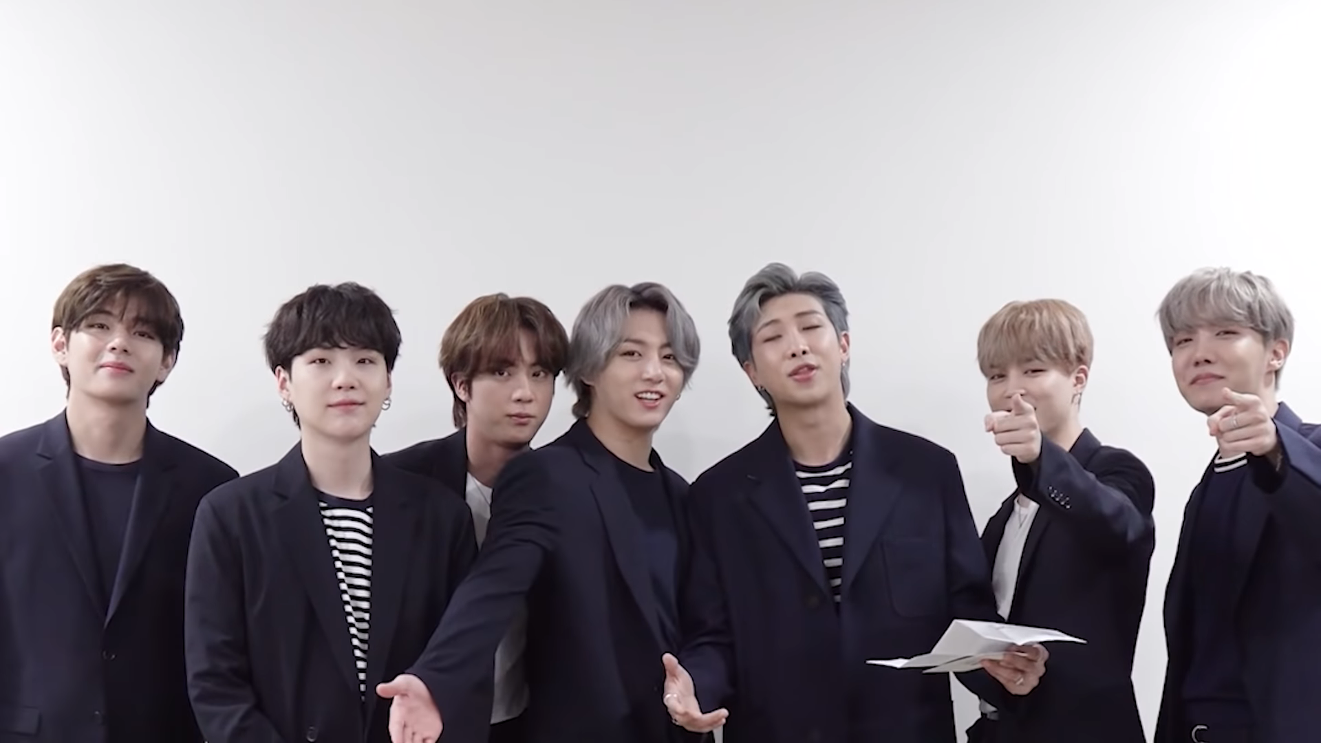 BTS Reacts To Being Nominated For An iHeartRadio Music Award! 0-42 screenshot