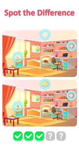 Find The Differences android2mod screenshots 1