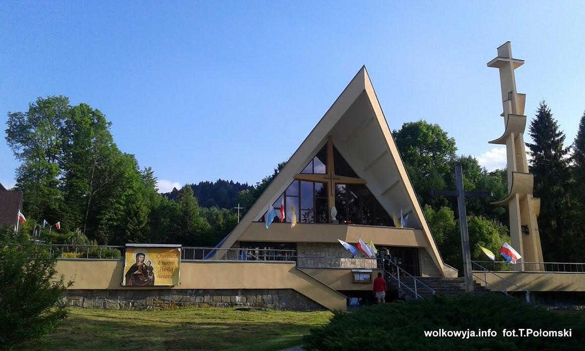 Wołkowyja - Kościół